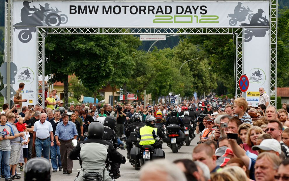 bmw motorrad days 2013 1