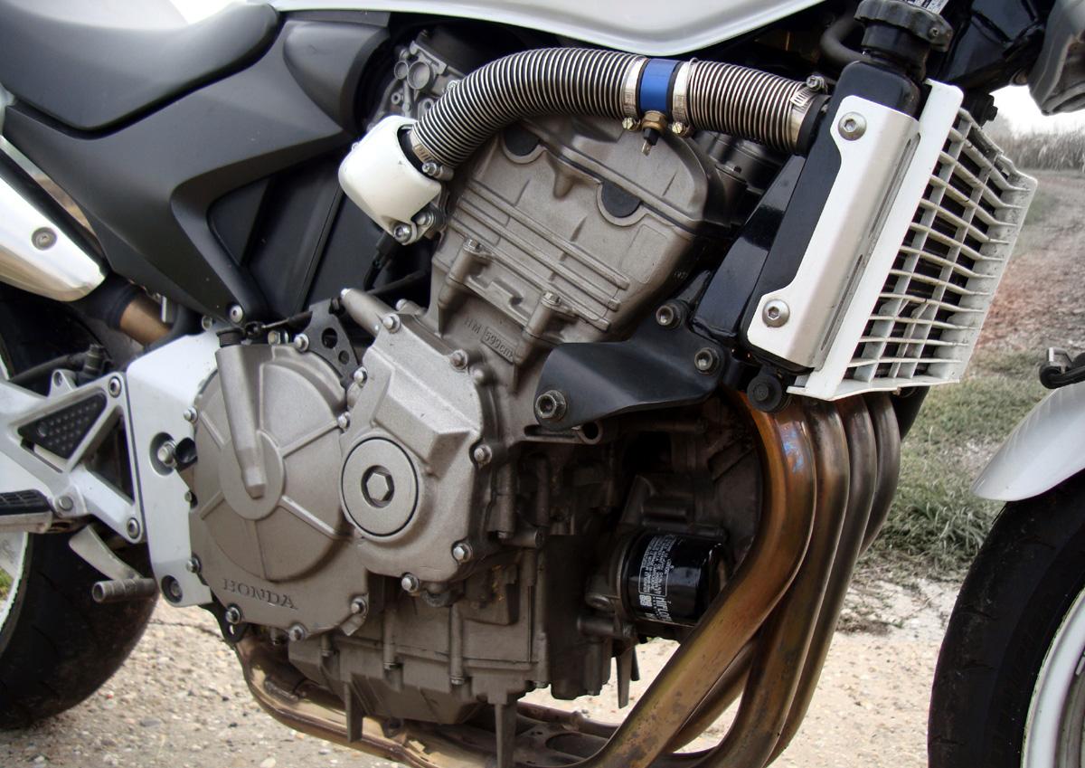 Honda Hornet Használtmotor Teszt