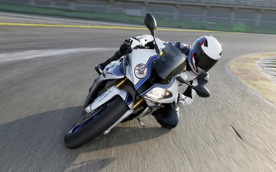 bmw motorrad race trophy