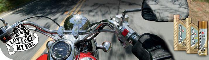 Motorkerékpár olaj teszt
