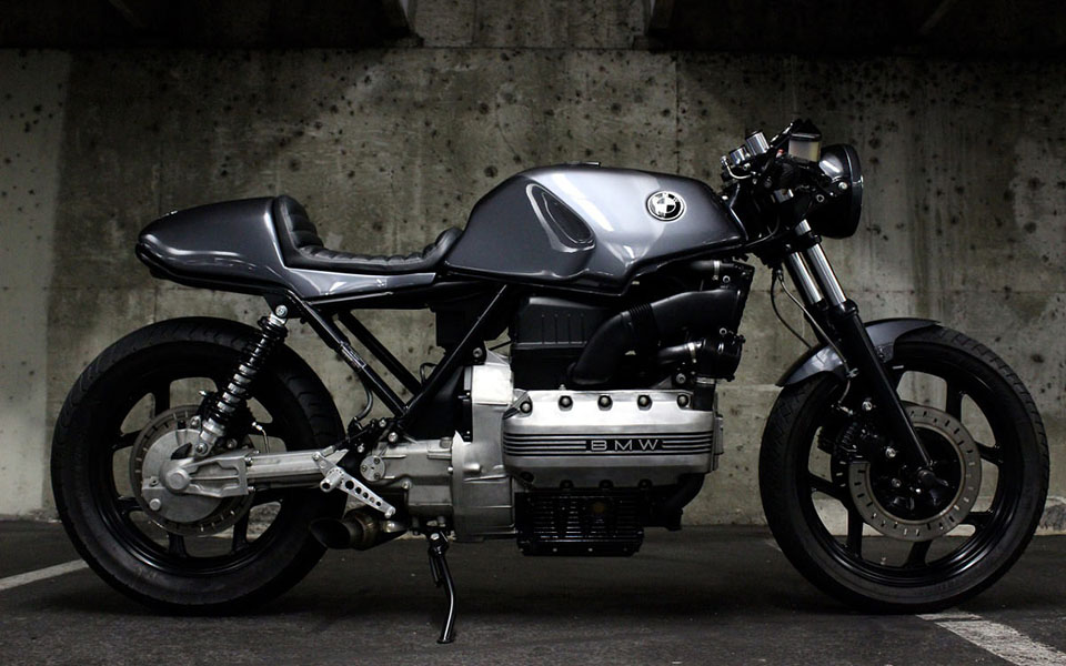 custom bmw k100rs