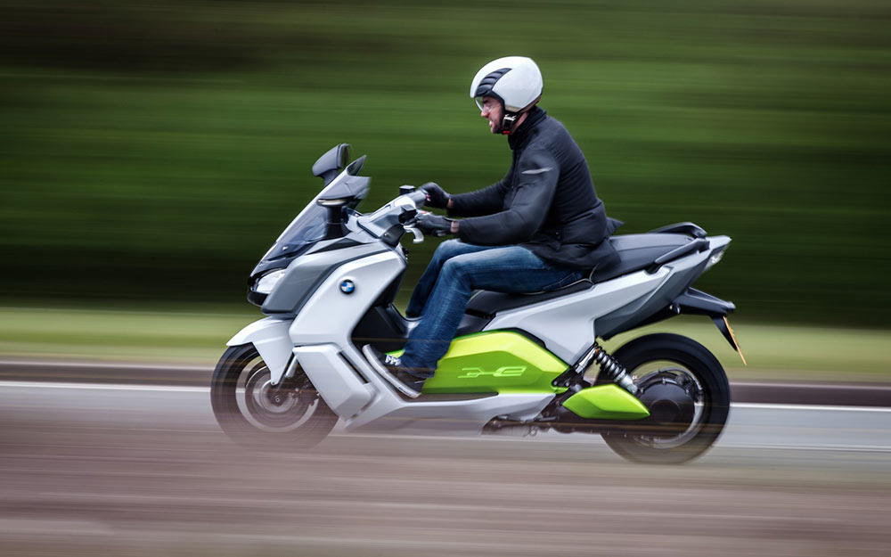 bmw c evolution teszt gallery