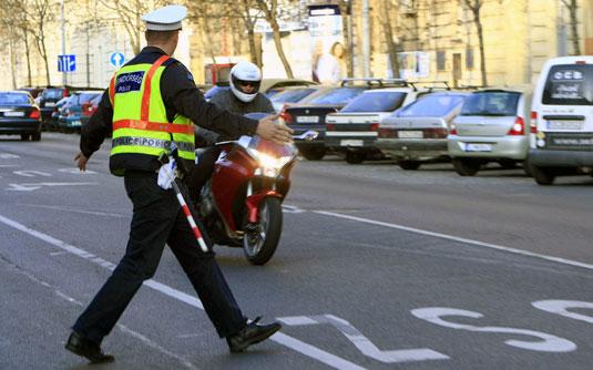 fokozott rendori ellenorzes budapesten