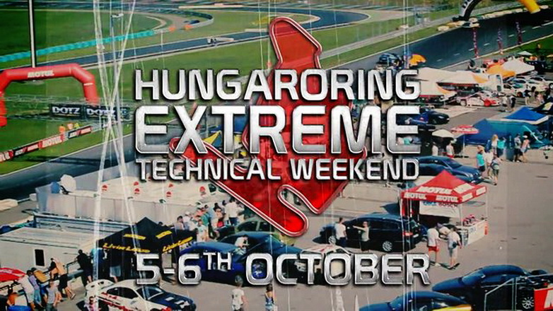 hungaroring extreme technical weekend
