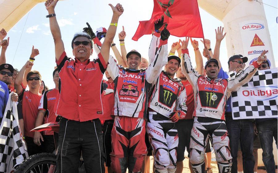 marokko rally 2013