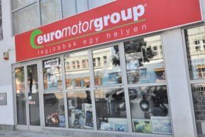 euromotor uzletbemutato galeria