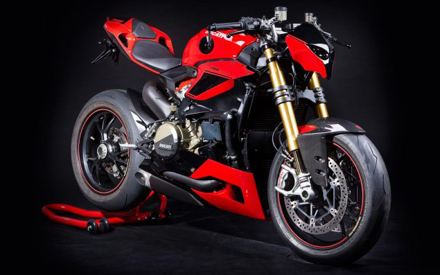 ducati panigale streetfighter 1