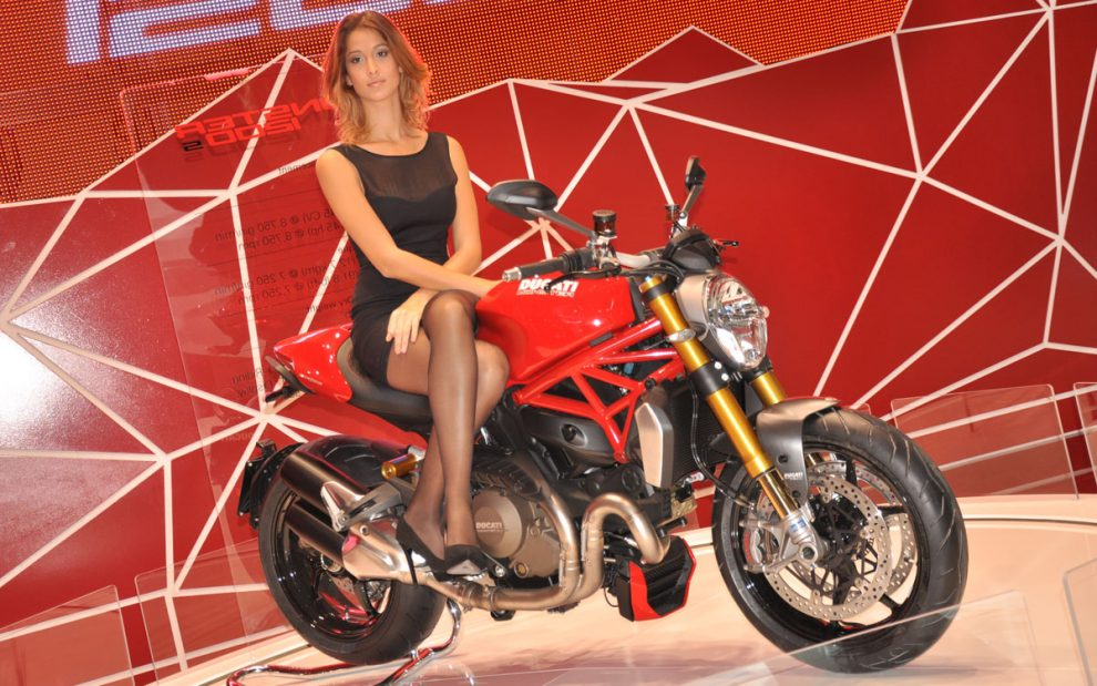 ducati monster 1200 kepek