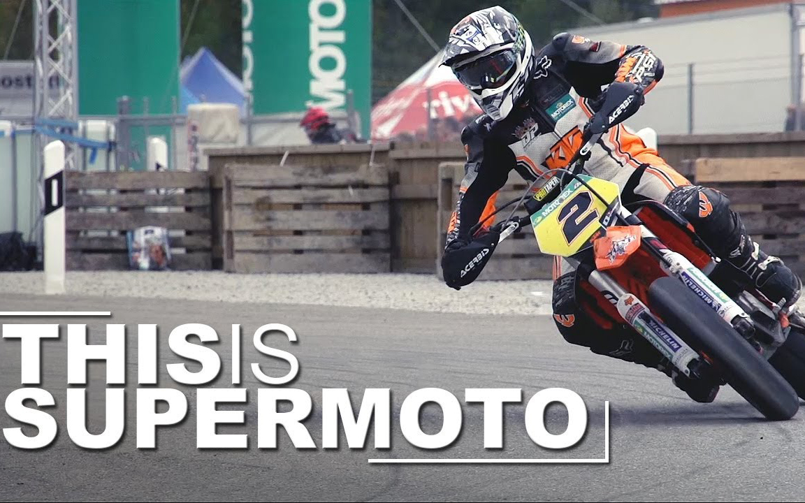 this is supermoto 2013