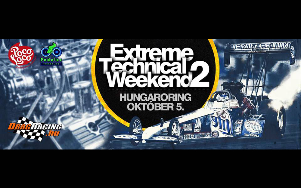 extreme technical weekend 2