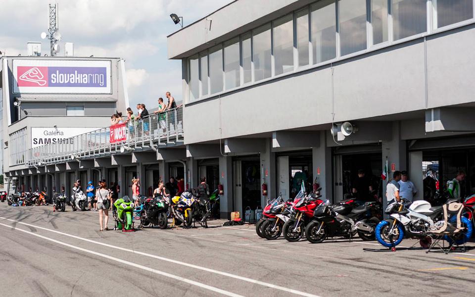 superbike nyilt nap slovakia ring 2014