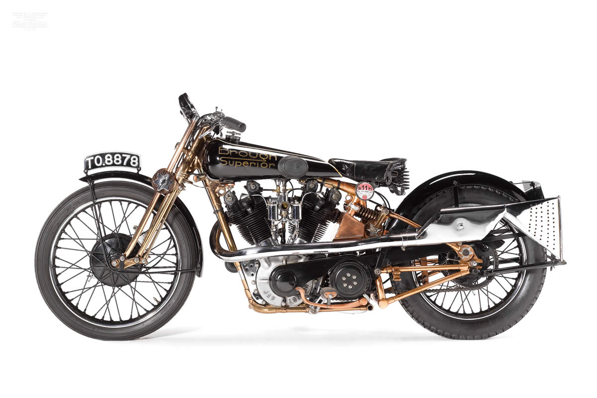 brough superior ss100 kep