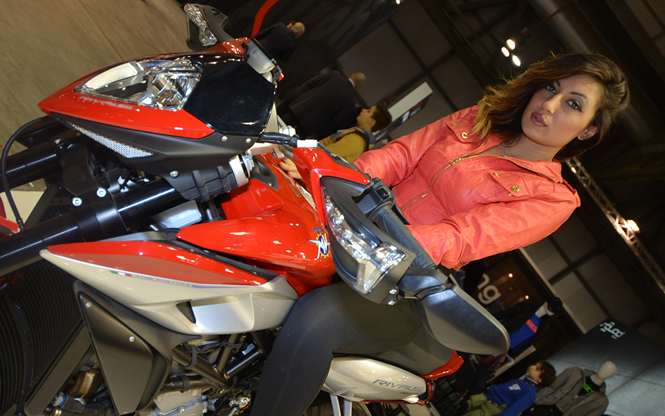 eicma girls 2014