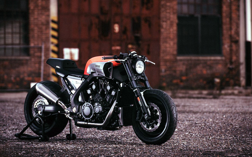 yamaha vmax carbon es jvb custombike