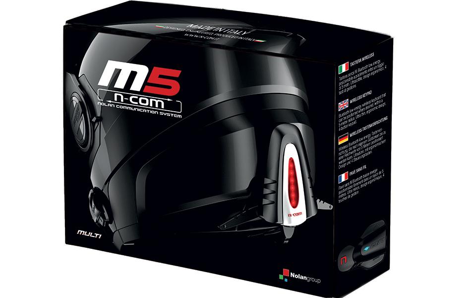 n-com m5