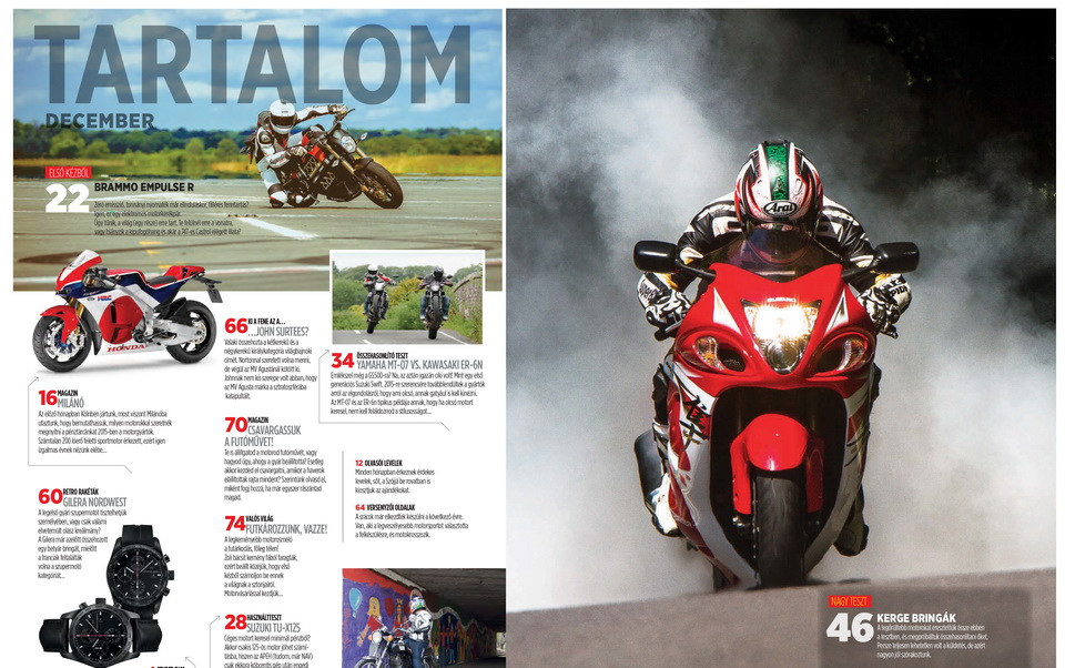 superbike magazin 2014 december