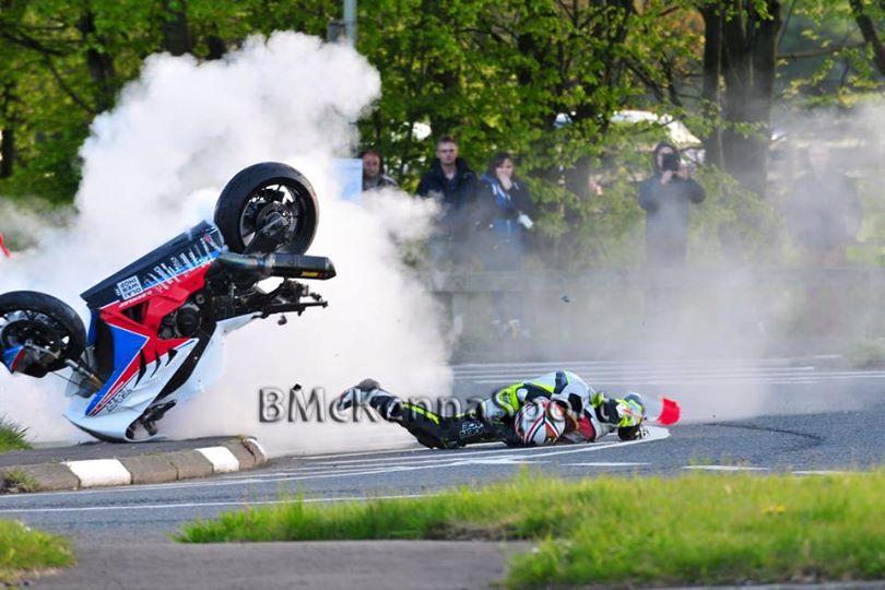 bitti nw200 crash