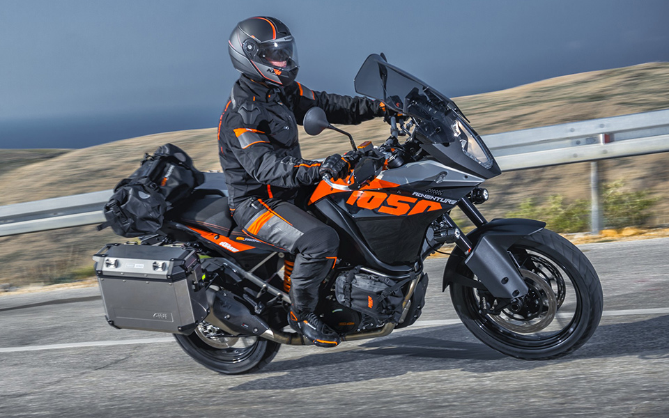 ktm 1050 adventure powerparts powerwear