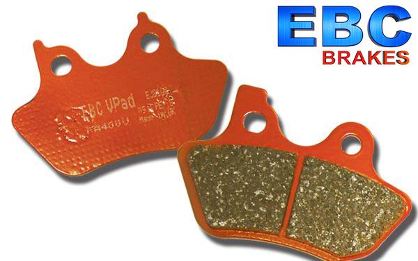 ebc v-pad semi sinter