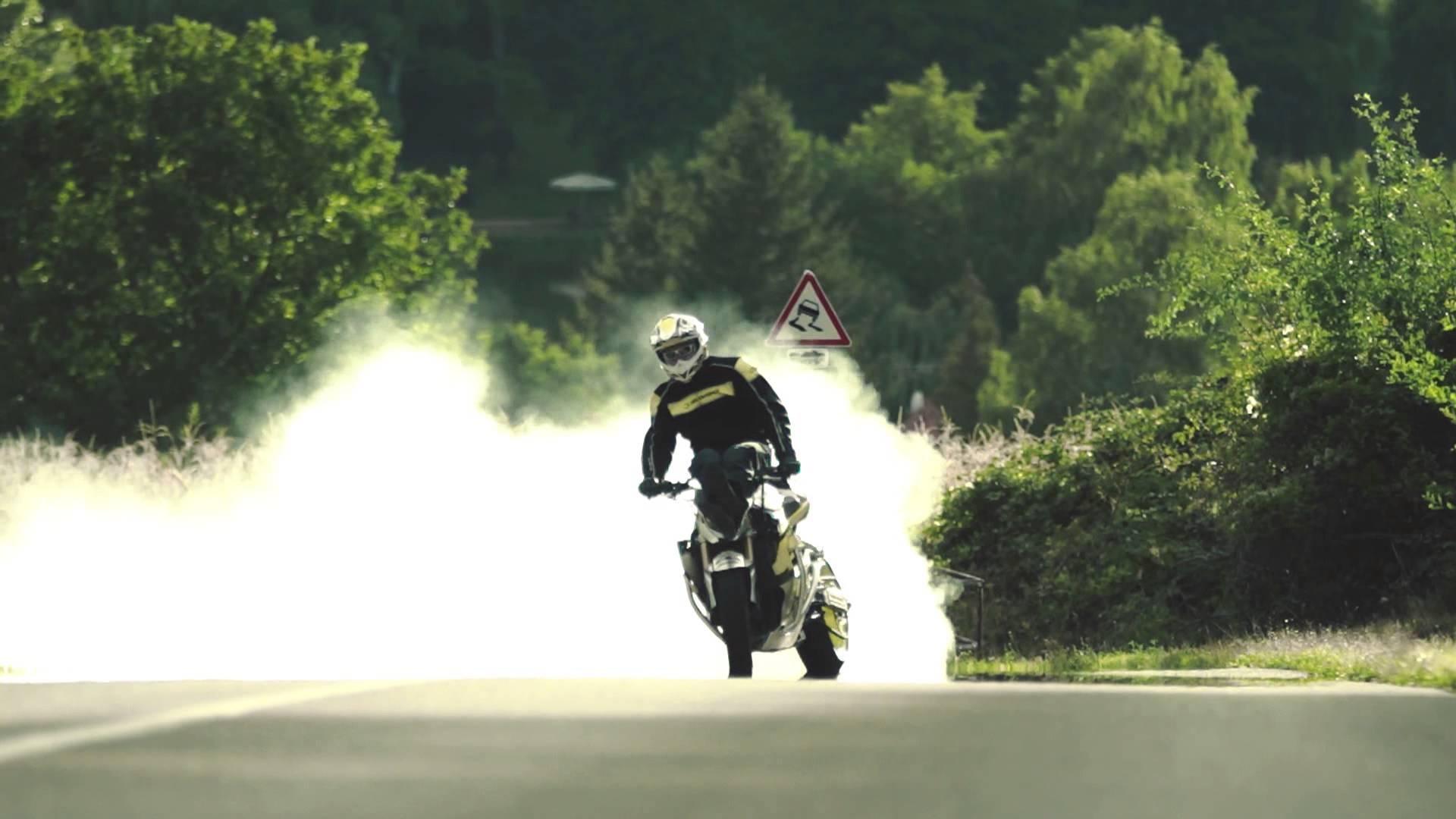 ride turn burn trailer by instar films