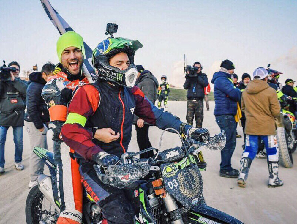 Pasini és Morbidelli a hétvégi főverseny győztes párosa