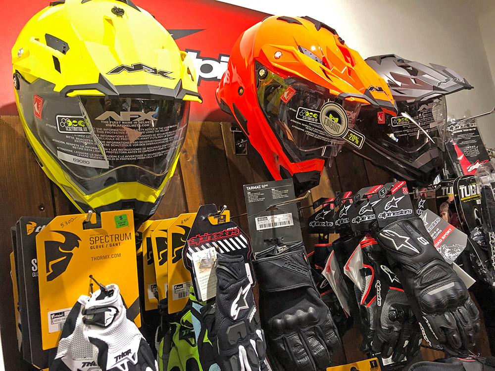 AFX Fx41 DUAL Sport bukósisakok és THOR motokrosszkesztyűk, sisakok is 20% kedvezménnyel vihető