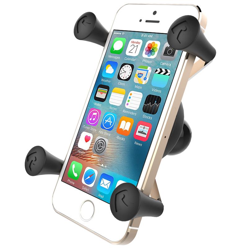 A kar másik végére például a speciális X-tartó is csatlakoztatható, melyből garantáltan nem esik ki a mobilod (és nem is forrósodik fel a fólia alatt) - minden telefonmérethez jó!