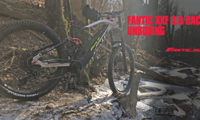 FANTIC XXF 2.0 RACE ROCK SHOX futóművel